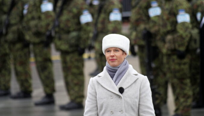 Президент Эстонии в апреле посетит Москву