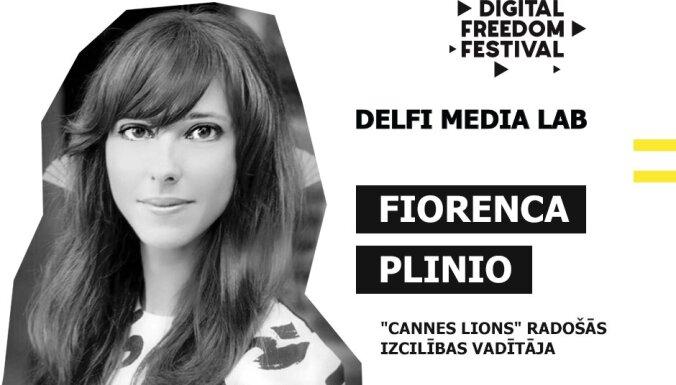 'Delfi' skatuvei 'DFF' pievienojas 'Cannes Lion' radošās izcilības vadītāja