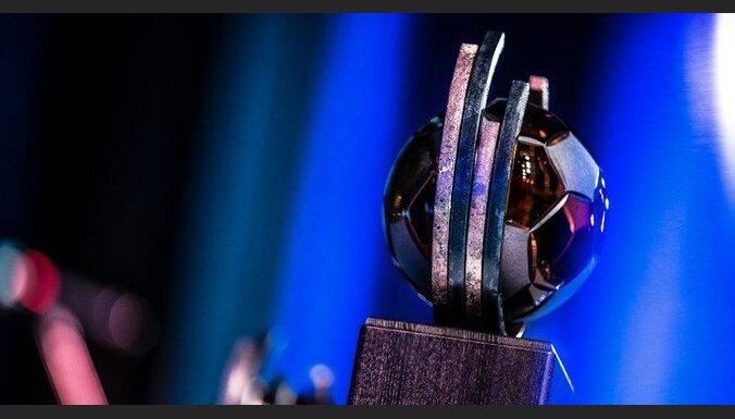 Latvijas futbola gada laureātus apbalvos 29 nominācijās