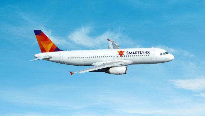 Латвийская авиакомпания SmartLynx сдала в аренду самолеты крупному европейскому авиаперевозчику