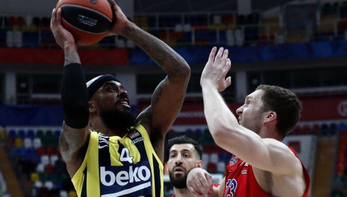 Strēlnieks un CSKA sasniedz Eirolīgas pusfinālu