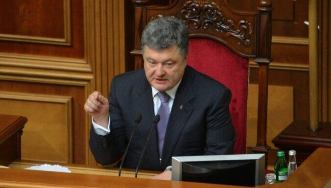 Порошенко надеется через три дня договориться с Россией насчет газа