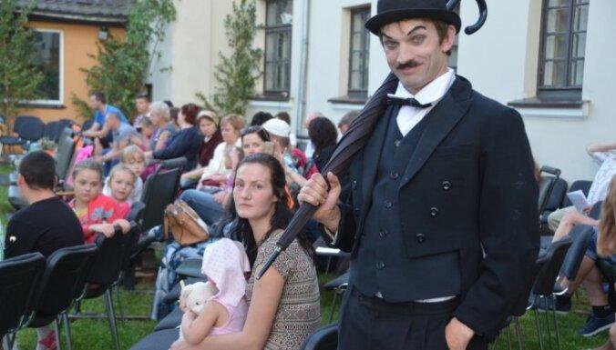 Foto: Krāšņs ieskats Jēkabpils pilsētas svētkos
