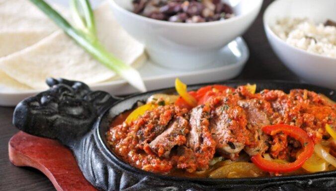 Традиционная мексиканская Fajita