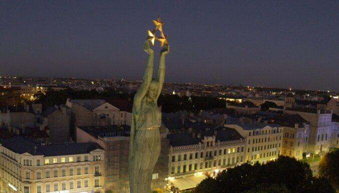 На подсветку памятника Свободы собрано более 16 000 евро, проект закончат в 2020 году
