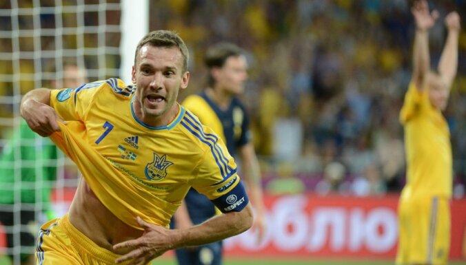 Шевченко повторил достижение Зидана и Анри