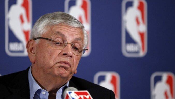 NBA lokauta pārrunās turpmāk izmantos federālos vidutājus