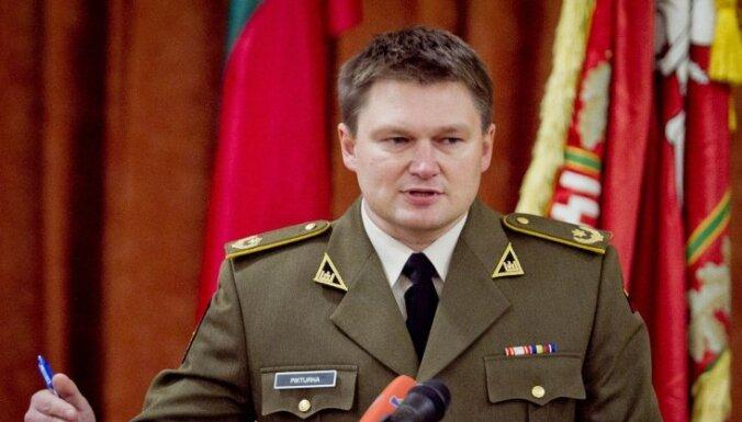 Литва отзывает военного атташе в России: офицер скрыл семейное положение