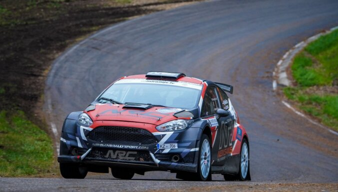 Sezonas noslēdzošajā minirallijā Biķernieku trasē 'Latvija 2020' startēs 156 ekipāžas