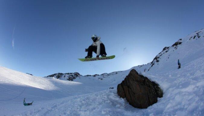 Канадская сноубордистка намерена выступать со сломанной рукой