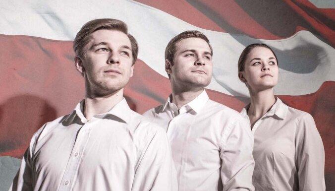 Valters Sīlis iestudē jaunības traģēdiju 'Būt nacionālistam'