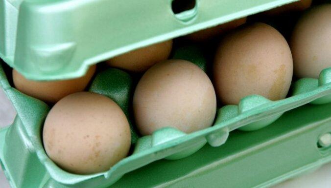 В Золитуде подросток закидал яйцами припаркованный автомобиль