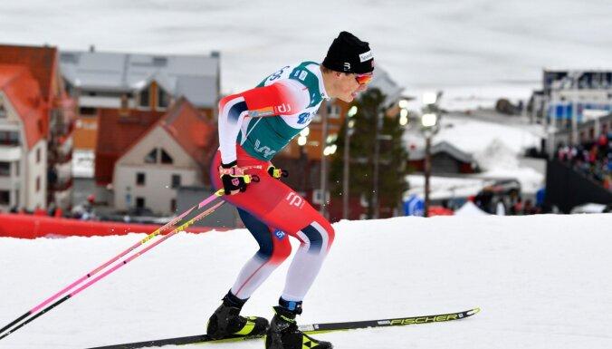 Norvēģija atsauc apelāciju Klēbo diskvalifikācijas lietā