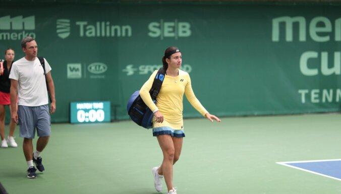 Sevastova turnīru Ņujorkā uzsāks pret ranga 'kaimiņieni' Mladenoviču