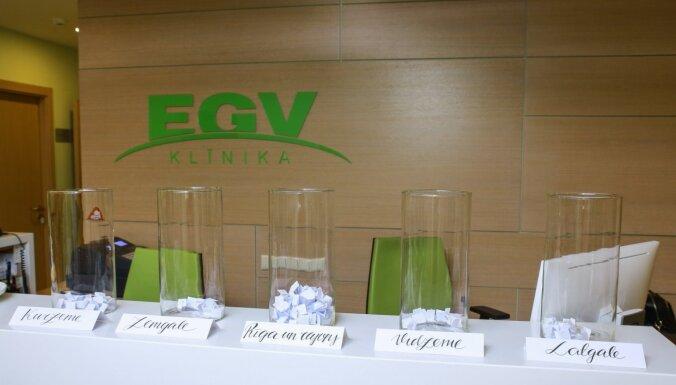 'Klīnika EGV' reģistrējusi 28 miljonu eiro vērtu komercķīlu