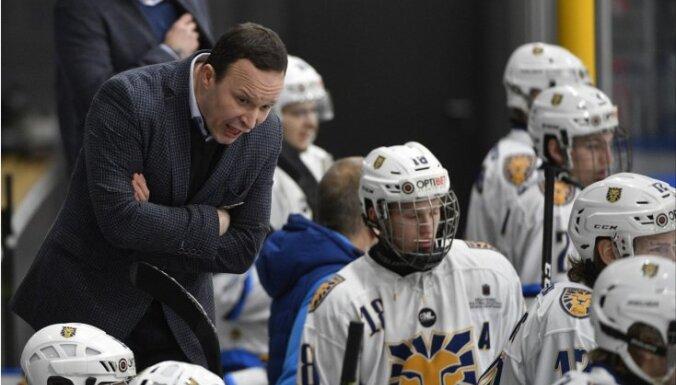 Hokeja skola 'Rīga' uzvar OHL pastarīšu duelī