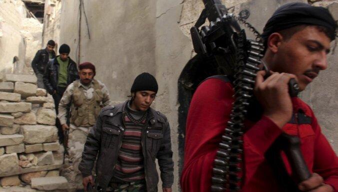 Европейские разведчики протягивают руку Сирии