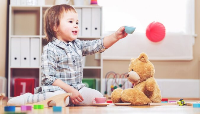 Rīgā ļaus bērnus Covid-19 dēļ nevest uz privātajiem dārziņiem, saglabājot pašvaldības līdzfinansējumu