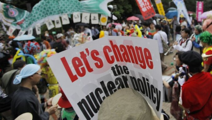 Japānā aptur pēdējo darbojošos kodolreaktoru