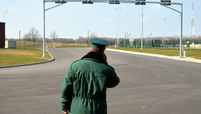 Из-за въезда в Латвию группы граждан Болгарии на самоизоляцию ушли семь пограничников