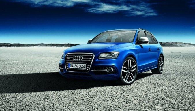 Ekskluzīvs 'Audi SQ5 TDI' par 92 tūkstošiem eiro