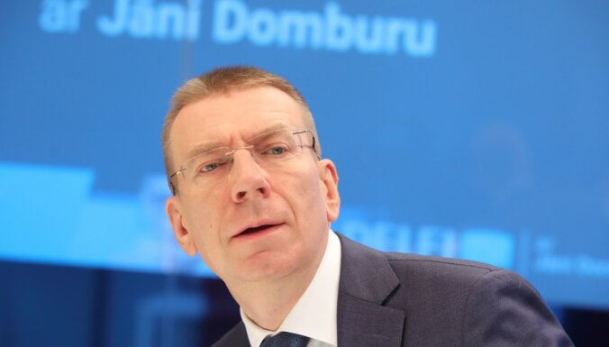Ринкевич: границы с Беларусью и Россией Латвия не открыла не по политическим причинам