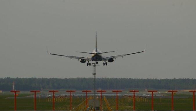 Pekinā avārijas nosēšanos veic Turcijas ministra lidmašīna