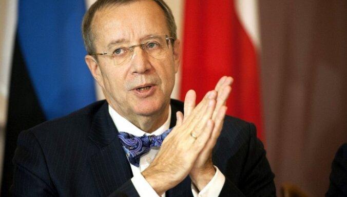 Президент Эстонии считает героем обвиненного Россией в шпионаже Кохвера