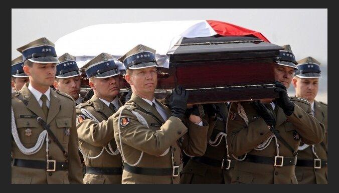 Похороны Качиньского состоятся в назначенный день