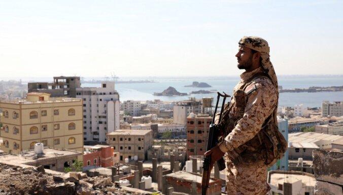 Jemenas separātisti dienvidos pasludina pašpārvaldi
