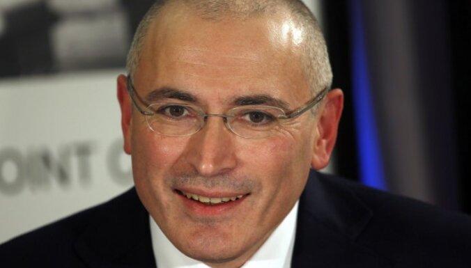 Ходорковский предложил свои услуги России в плане выхода из кризиса