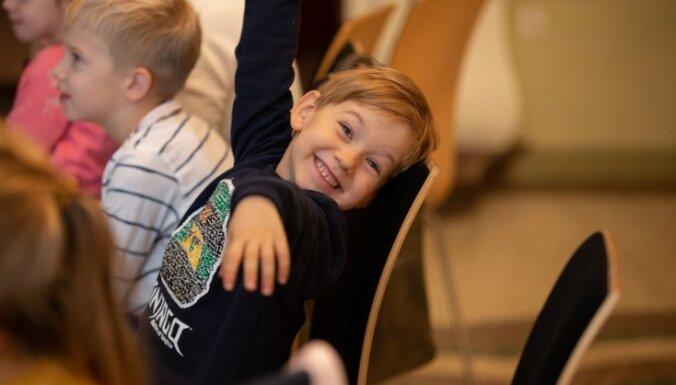 Foto: 'Lielais Kristaps' piedāvā latviešu kino un radošās darbnīcas ģimenēm