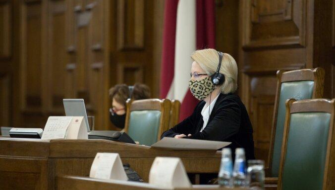 Saeima nodod komisijām Satversmes grozījuma projektu par ģimenes jēdziena definēšanu