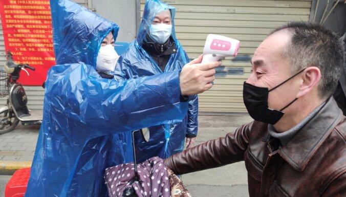 В Китае зафиксирован резкий скачок заражений коронавирусом