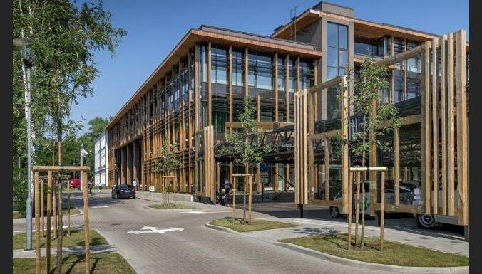 'Latvijas valsts meži' akcelerācijas programmā meklēs tehnoloģiju risinājumus mežu nozarei
