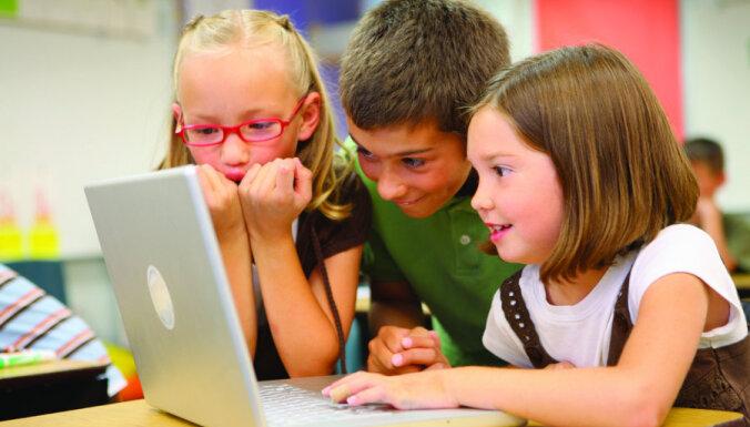 Bērnam drošs internets. Kas par to ir jāzina vecākiem?