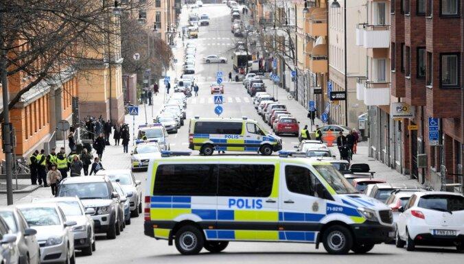 Zviedrijas prokuratūra Stokholmas terorakta sarīkotāju apsūdz terorismā