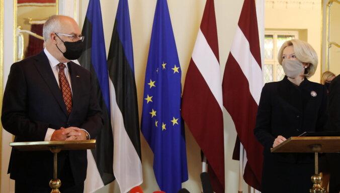 Новый президент Эстонии Алар Карис посетит Латвию и Финляндию