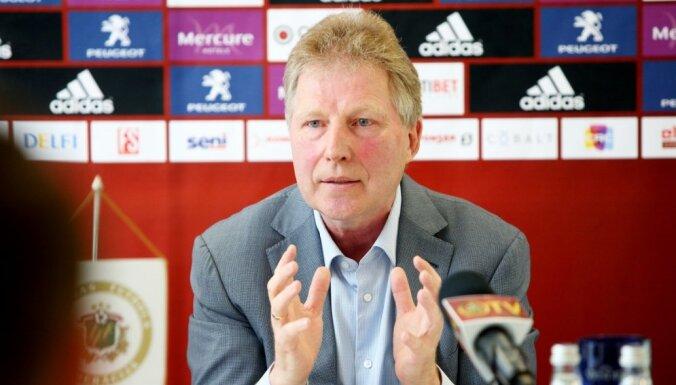Starkovs kļuvis par Latvijas Futbola federācijas izlašu direktoru