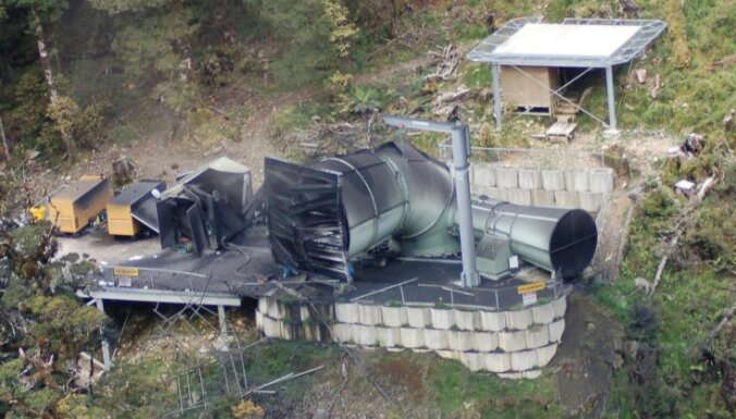 Glābēji pieļauj Jaunzēlandes raktuvē iesprostoto 29 ogļraču bojāejas iespēju