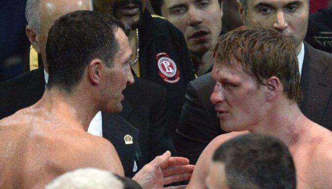 Как Кличко одержал 61-ю победу, а Поветкин проиграл первый бой