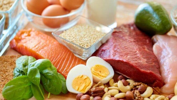 Cik daudz olbaltumvielu nepieciešams veselam pieaugušajam