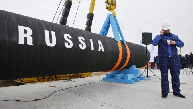 """Восемь стран ЕС выступили против """"Северного потока-2"""""""