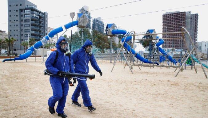 Израиль вводит ужесточенные антикоронавирусные меры по выходным