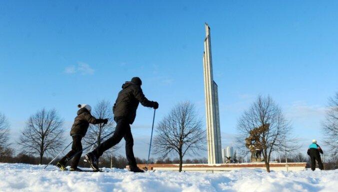 Šonedēļ Rīgā sāks darboties distanču slēpošanas trases
