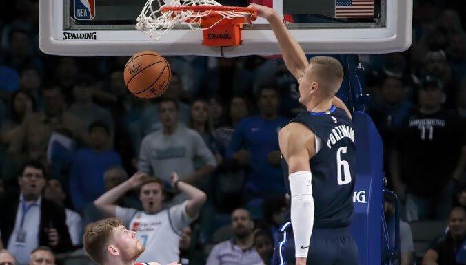Video: trīs latvieši tiekas NBA laukumā un maiņu ietekme uz komandām – 'Ūdenszeļļi' tirzā aktualitātes
