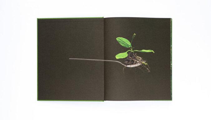 Pļava uz šķīvja – šefpavāra Māra Jansona 25 unikālas receptes izdotas grāmatā