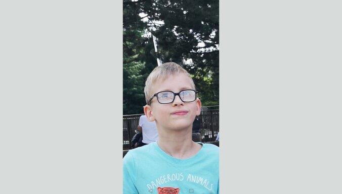 В Риге найден без вести пропавший восьмилетний мальчик