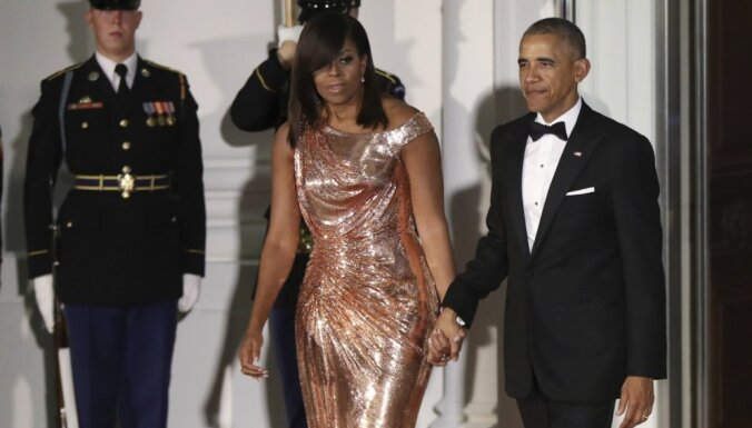 Обама восемь лет носил одни и те же смокинг и ботинки