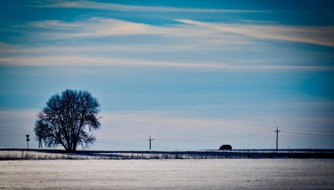 Sestdien Latvijā nokrišņu būs maz